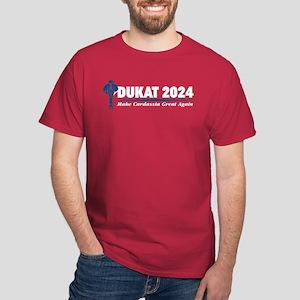 Star Trek Vote Dukat 2020 Dark T-Shirt