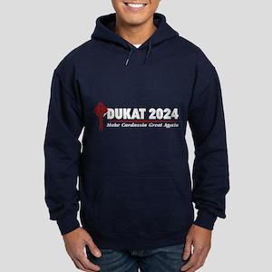 Star Trek Vote Dukat 2020 Hoodie (dark)