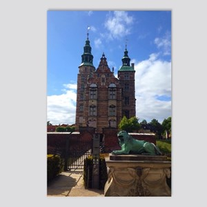 Rosenborg Castle Postcards (Package of 8)