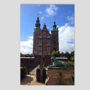 Rosenborg Castle Postcards (Package of 8)