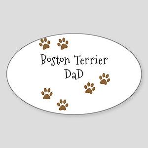 Boston Terrier Mom Sticker