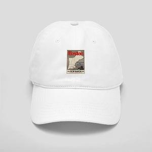 Vintage poster - Boston Cap