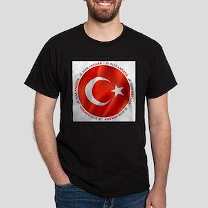 Je suis Ankara White T-Shirt