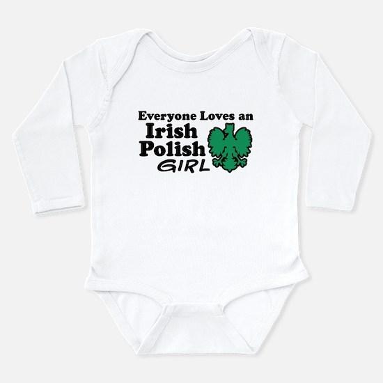 Irish Polish Girl Body Suit