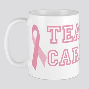 Team Carolina - bc awareness Mug