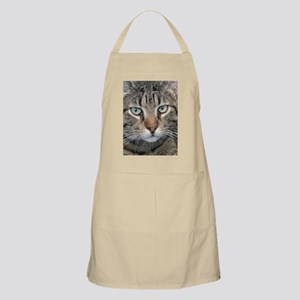 Brown Tabby Cat Apron