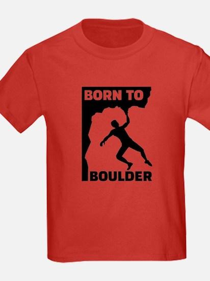 Born to Boulder T