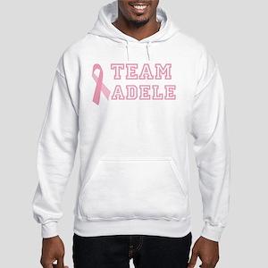 Team Adele - bc awareness Hooded Sweatshirt