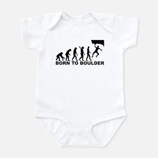 Evolution Born to Boulder Infant Bodysuit
