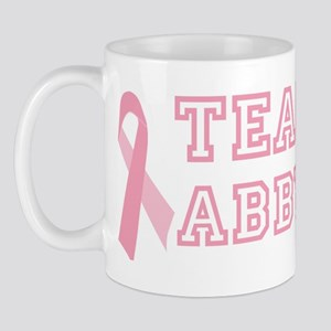Team Abby - bc awareness Mug