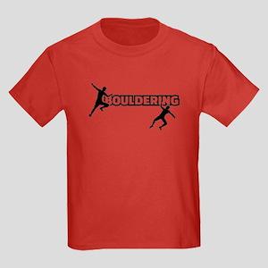 Bouldering Kids Dark T-Shirt