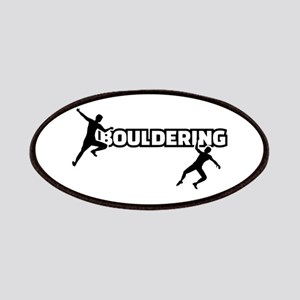 Bouldering Patch