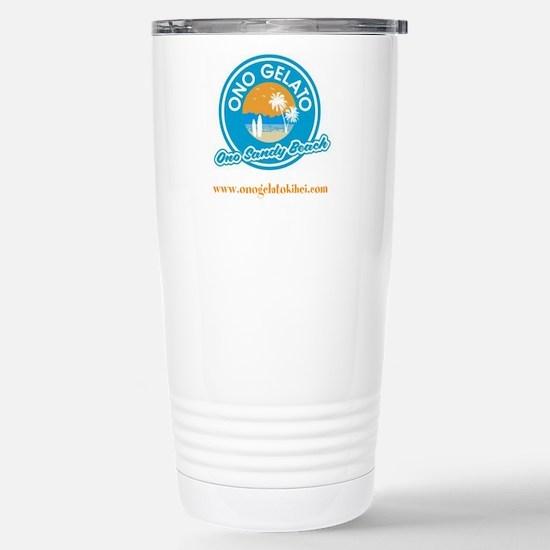 Ono Sandy Beach Travel Mug