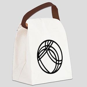 Boule Boccia ball Canvas Lunch Bag