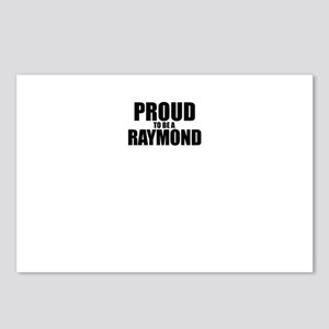 Proud to be RAYMOND Postcards (Package of 8)