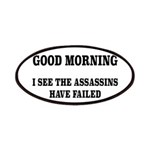 The Assassins Have Failed Patch