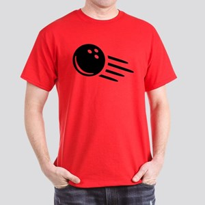 Bowling ball Dark T-Shirt
