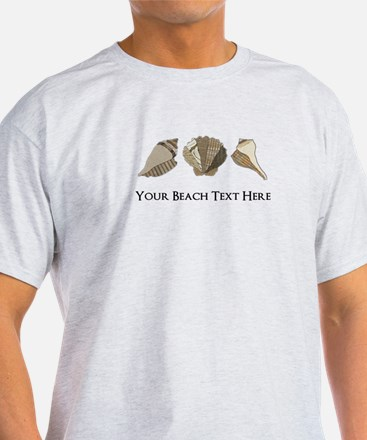 Beachcombers Shell Collection to Cus T-Shirt