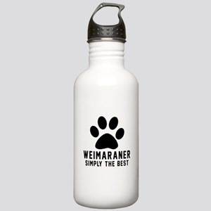 Weimaraner Simply The Stainless Water Bottle 1.0L