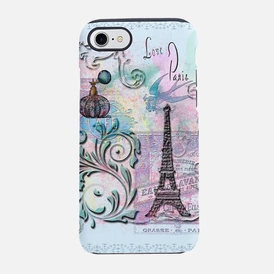 Love Paris iPhone 8/7 Tough Case