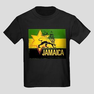 Jamaican Rasta Lion T-Shirt