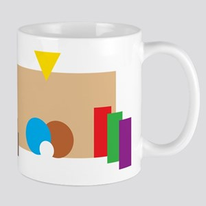 Minimalist Nativity Mugs