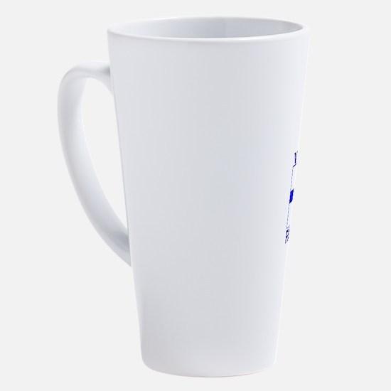Unique Finn 17 oz Latte Mug