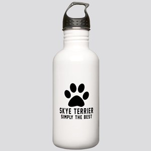 Skye Terrier Simply Th Stainless Water Bottle 1.0L