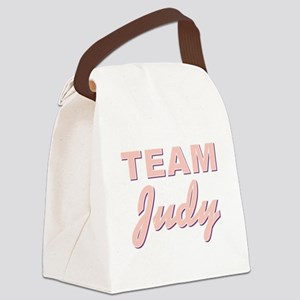 TEAM JUDY Canvas Lunch Bag