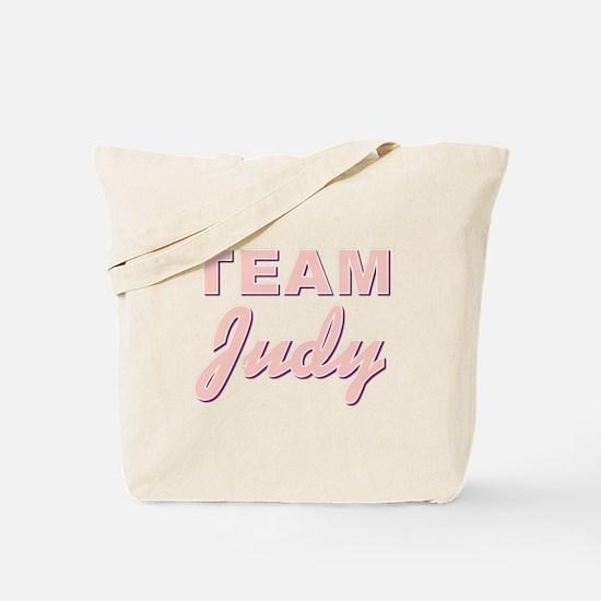 TEAM JUDY Tote Bag