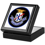 USS Northampton (CC 1) Keepsake Box