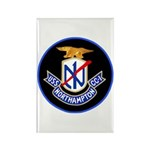 USS Northampton (CC 1) Rectangle Magnet (10 pack)