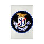 USS Northampton (CC 1) Rectangle Magnet (10 pack)