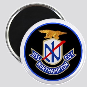 USS Northampton (CC 1) Magnet