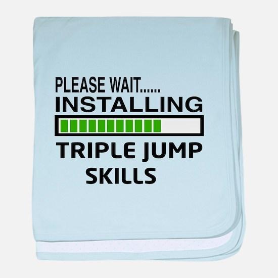 Please wait, Installing Triple Jump S baby blanket