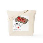 Ghost Boo Tote Bag