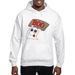 Ghost Boo Hooded Sweatshirt