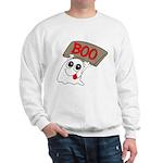 Ghost Boo Sweatshirt