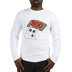 Ghost Boo Long Sleeve T-Shirt