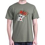 Ghost Boo Dark T-Shirt