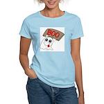 Ghost Boo Women's Light T-Shirt