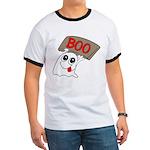 Ghost Boo Ringer T
