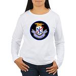 USS Northampton (CC 1) Women's Long Sleeve T-Shirt