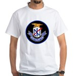 USS Northampton (CC 1) White T-Shirt