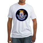 USS Northampton (CC 1) Fitted T-Shirt