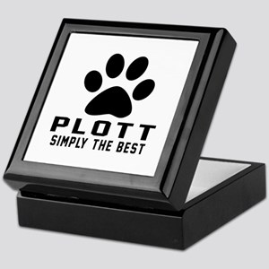 Plott Simply The Best Keepsake Box