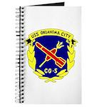 USS Oklahoma City (CG 5) Journal