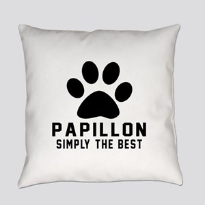 Papillon Simply The Best Everyday Pillow