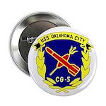 "USS Oklahoma City (CG 5) 2.25"" Button (10 pack)"