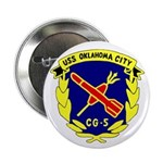 "USS Oklahoma City (CG 5) 2.25"" Button (100 pack)"
